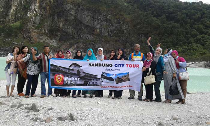 Paket Wisata Bandung Murah Pakar Holiday Bandung City Tour