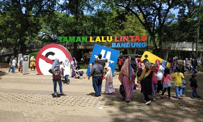 Wisata Pendidikan Taman Lalu Lintas Bandung