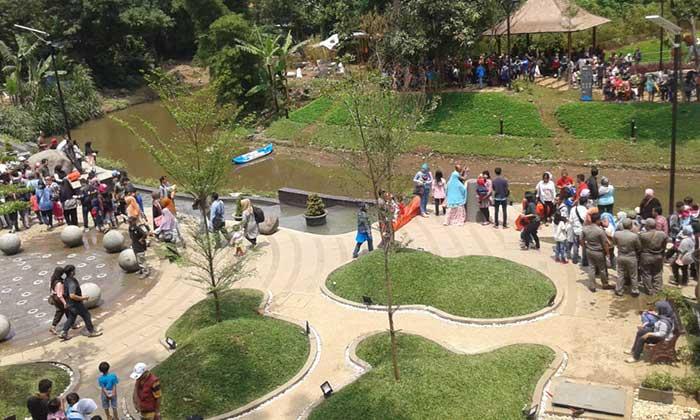 Wisata Taman Kota Bandung