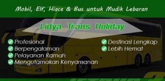 Mau Sewa Mobil, Elf, Hiace & Bus untuk Mudik Lebaran
