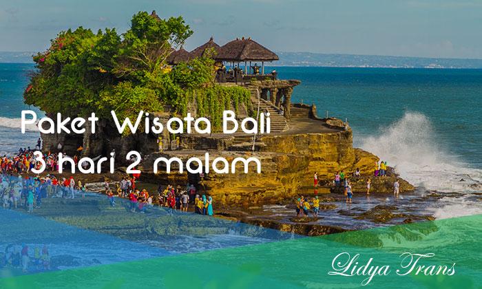 Paket WIsata Bali 3 hari 2 malam murah pelayanan terbaik