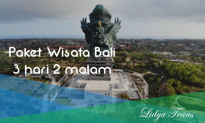 Paket WIsata Bali GWK