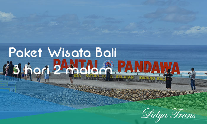 Paket WIsata Bali Pantai Pandawa