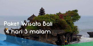 Paket WIsata Bali 4 hari 3 malam murah