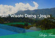 Paket WIsata Dieng - Jogja - Merapi Adventure