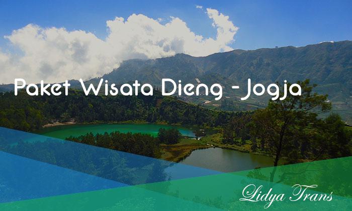 Paket Wisata Dieng Jogja Merapi Adventure 2020 Lidya Trans