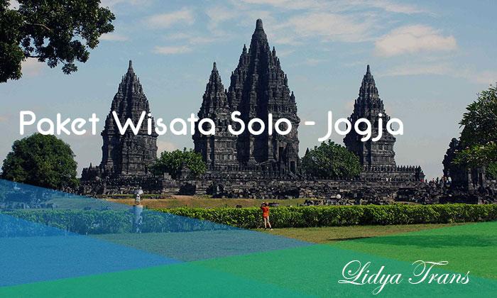 Paket WIsata Solo - Jogja 3 hari 2 malam