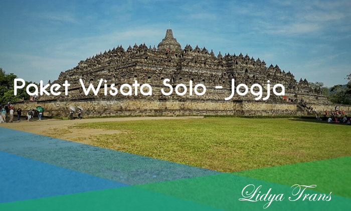 Paket WIsata Solo - Jogja Candi Borobudur